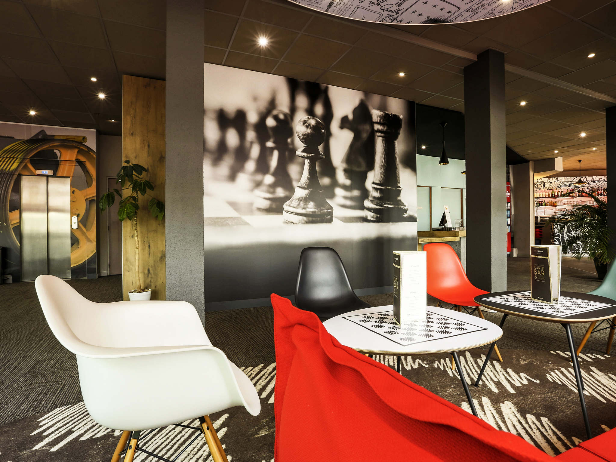 Otel – ibis Nancy Centre Sainte Catherine