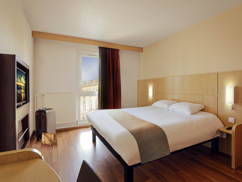 Hotel mr bed nancy for Appart city rouen
