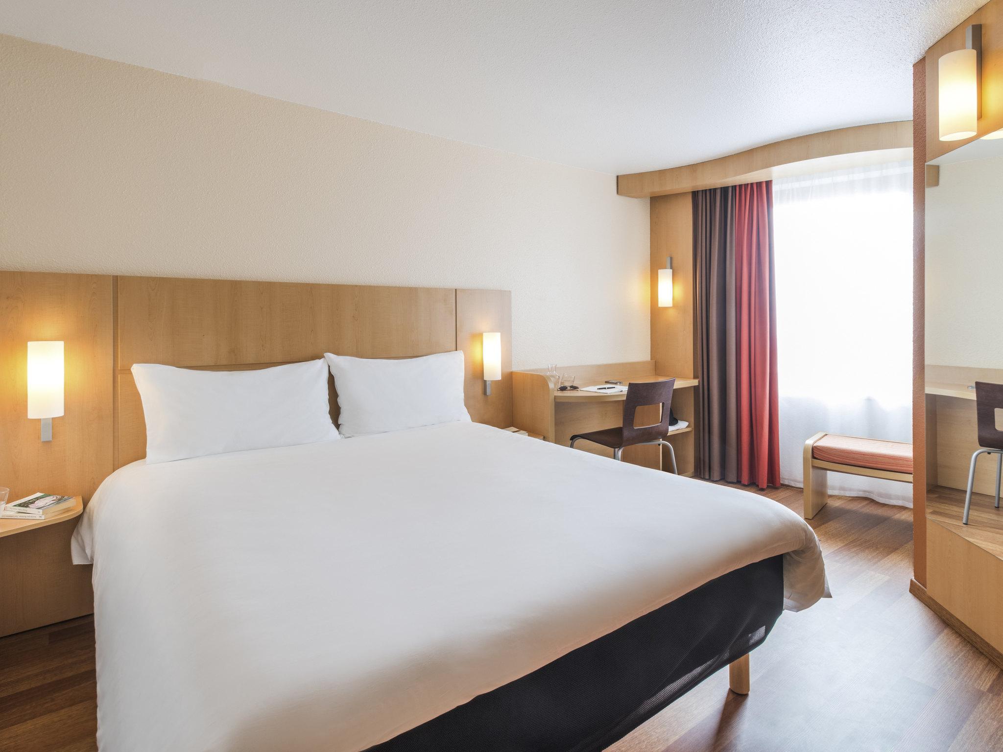 Отель — ibis Нант Центр Тур Бретань