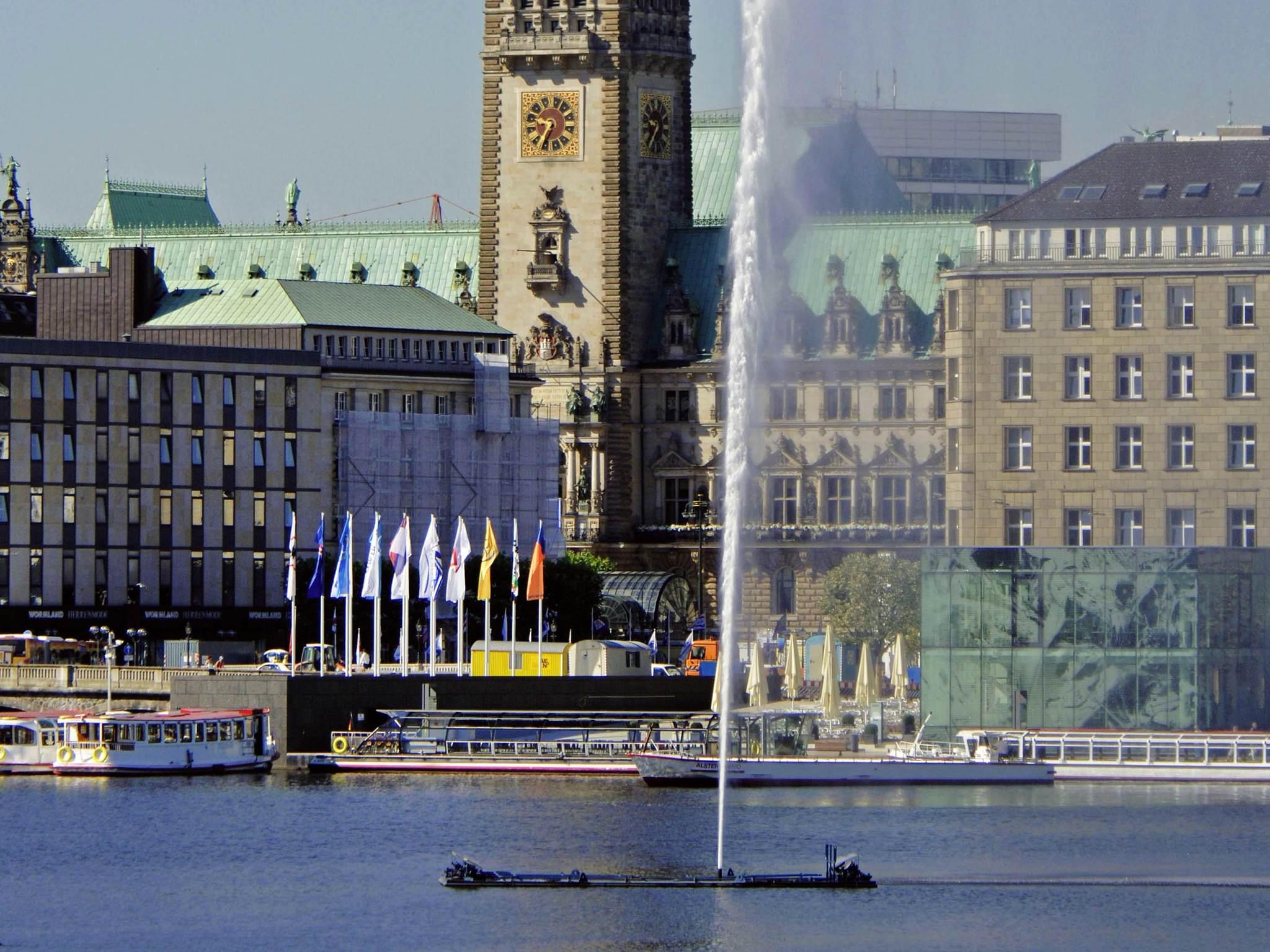 Hotel Novotel Hamburg City Alster Hamburg