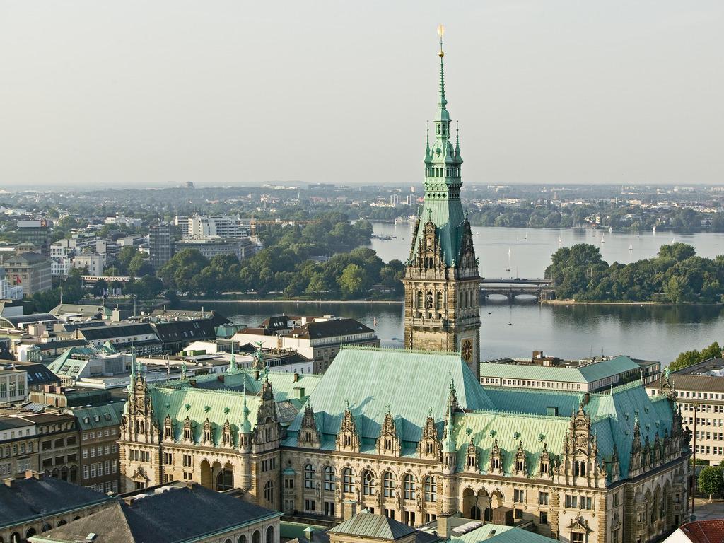 Ibis Hotel Alster Centrum Hamburg