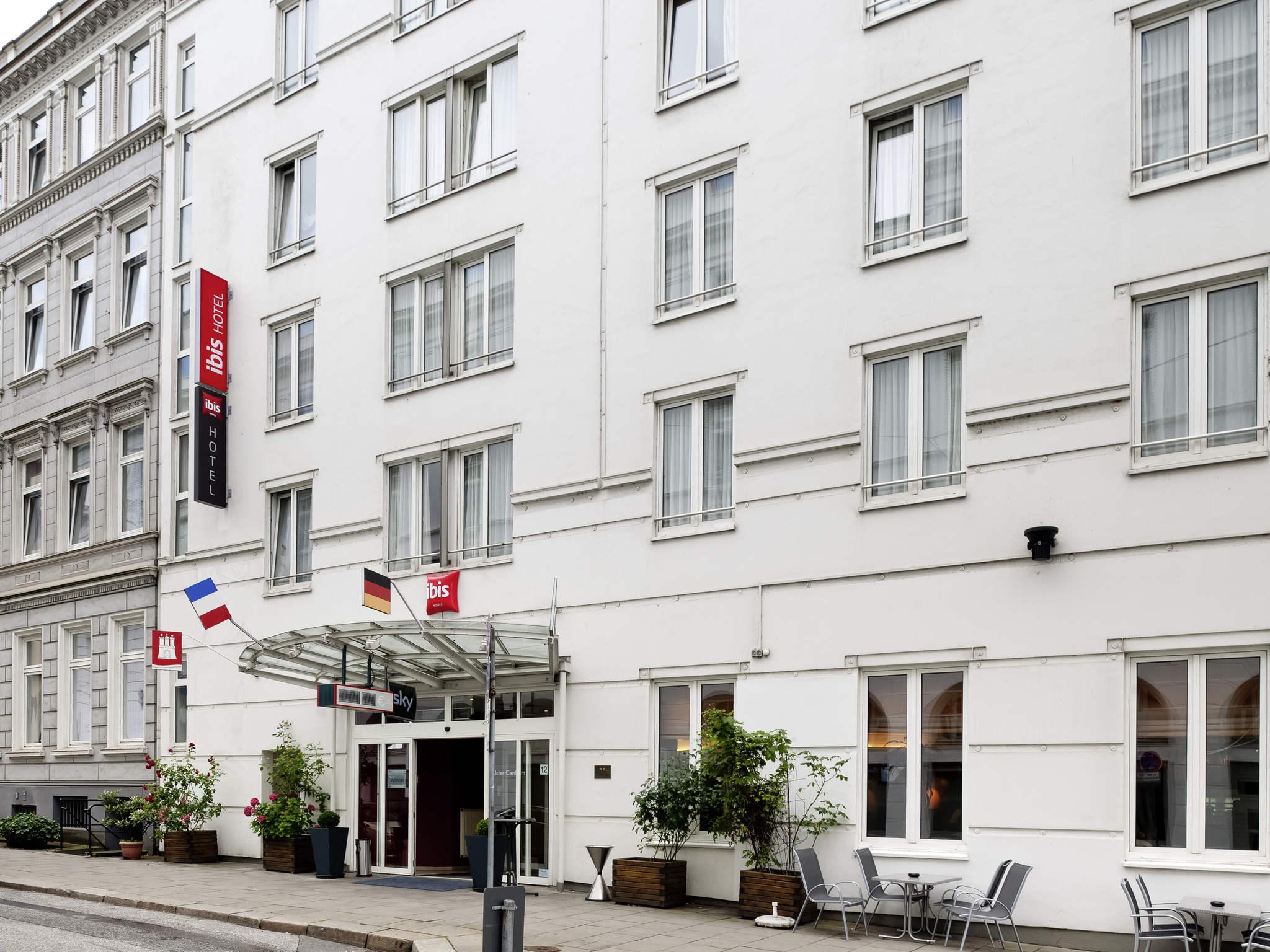 hotel ibis hamburg alster centrum book online now wifi
