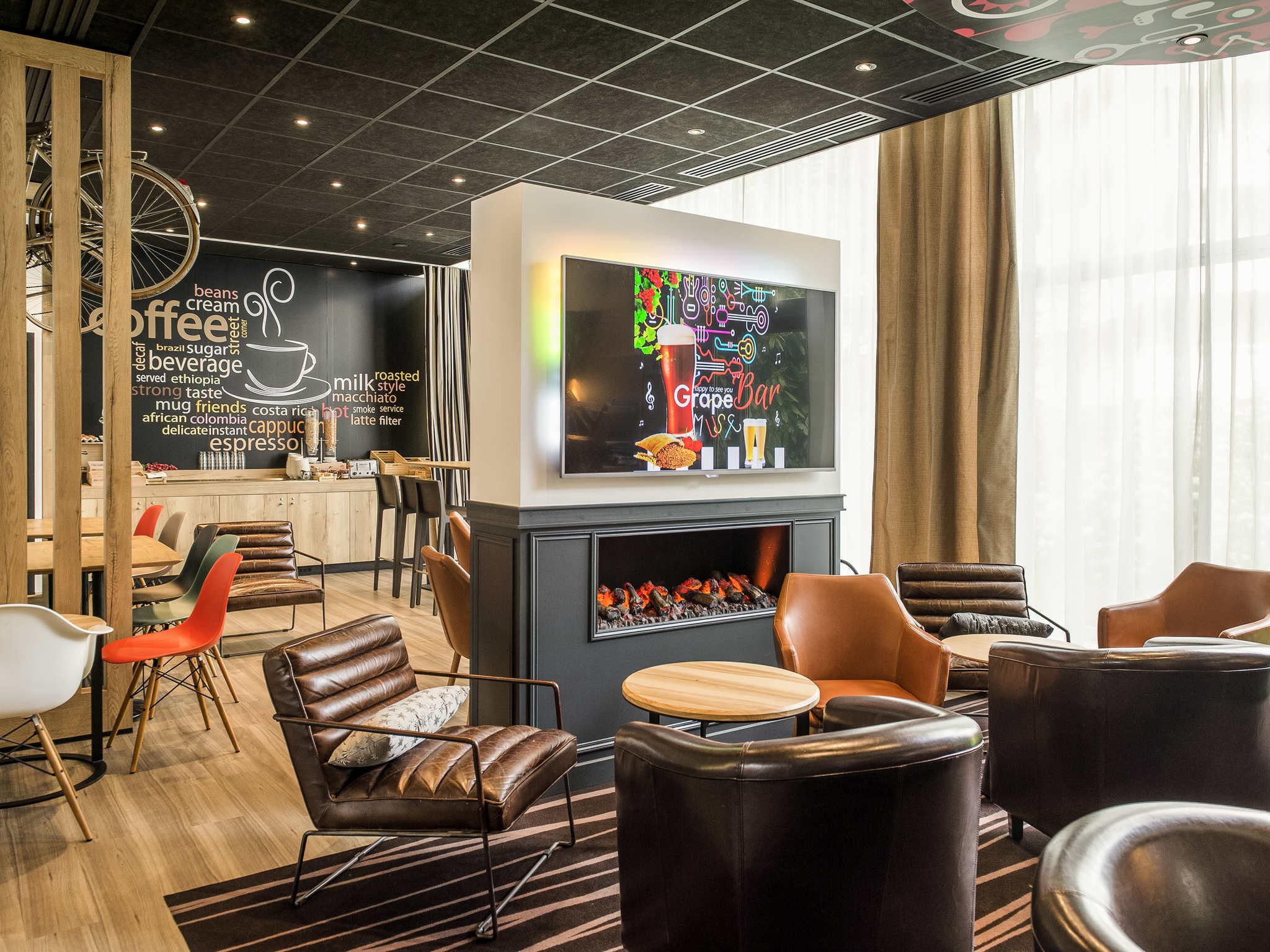 โรงแรม – ibis Orléans Centre