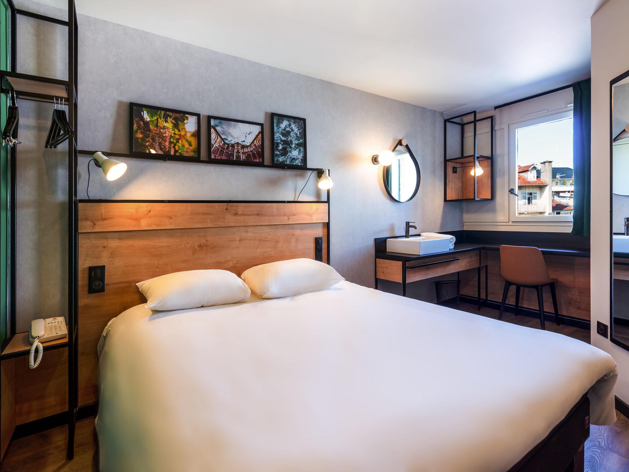 Отель — ibis Pau Centre