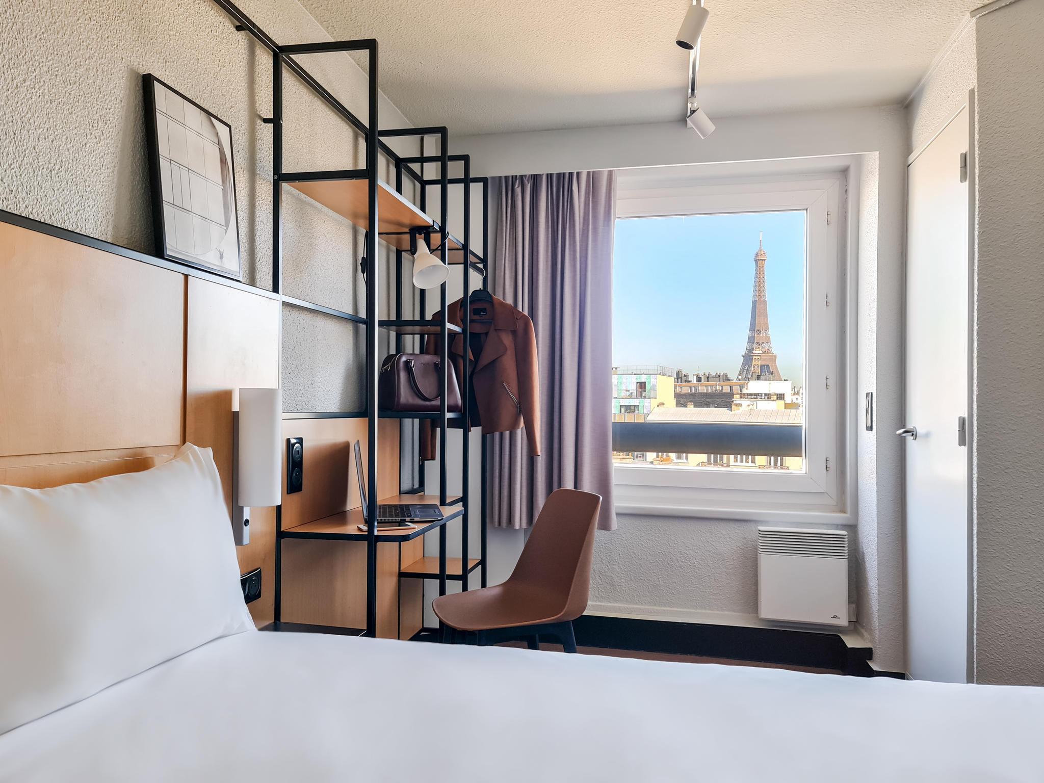 Hotel – ibis París Torre Eiffel Cambronne distrito XV