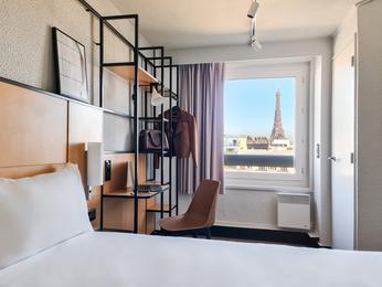 ibis Париж Эйфелева башня Cambronne 15ème