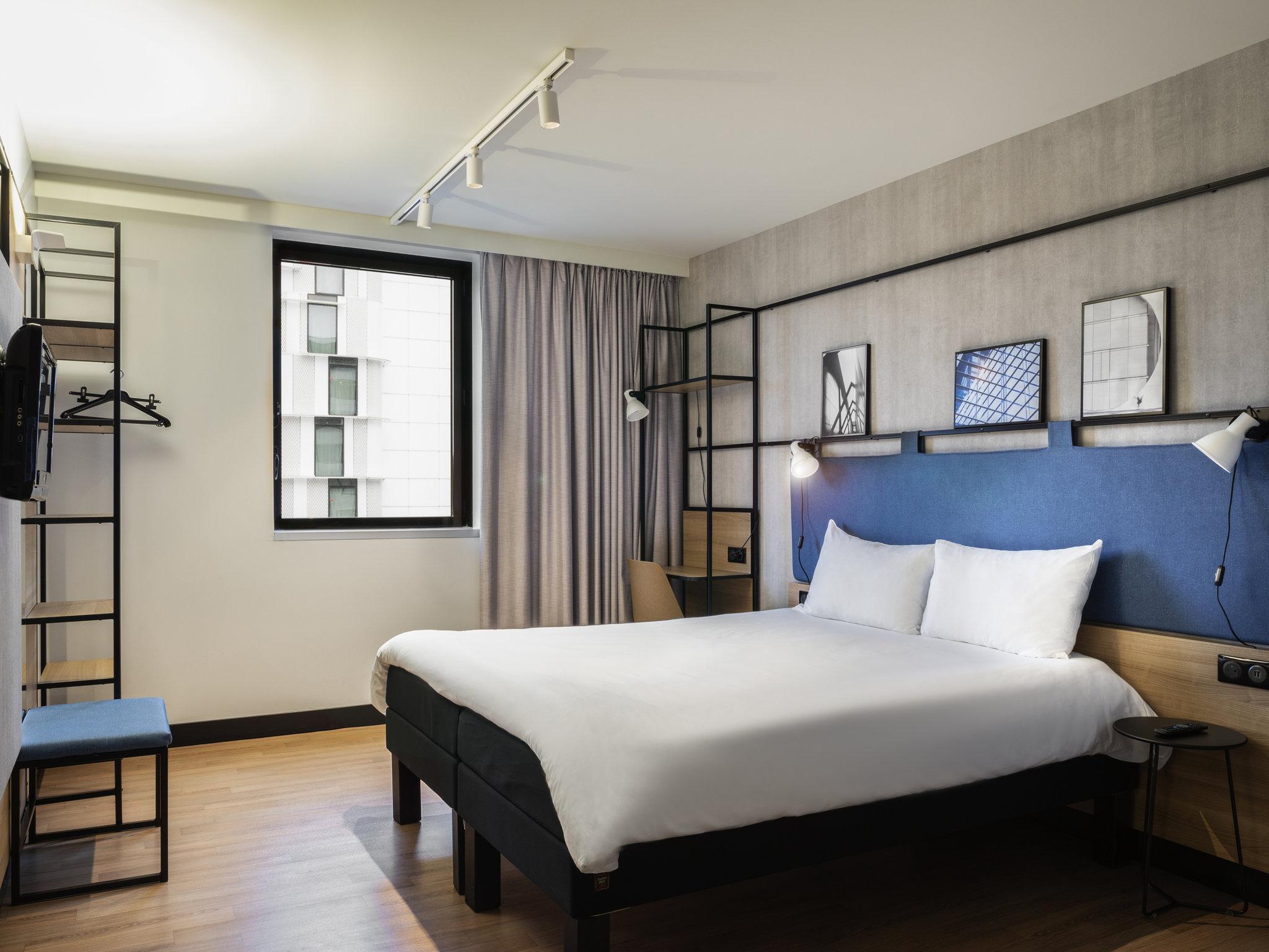 hotel ibis paris cdg airport roissypole 95701 roissy. Black Bedroom Furniture Sets. Home Design Ideas