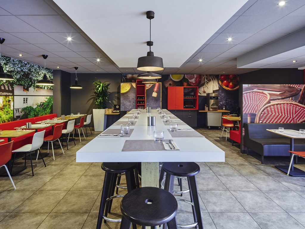 Magny Le Hongre Restaurant la terrasse tremblay en france - restaurantsaccor