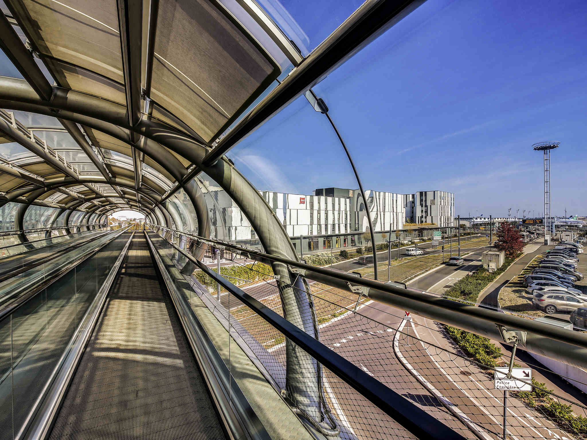 Hotell – ibis Paris Coeur d'Orly Airport