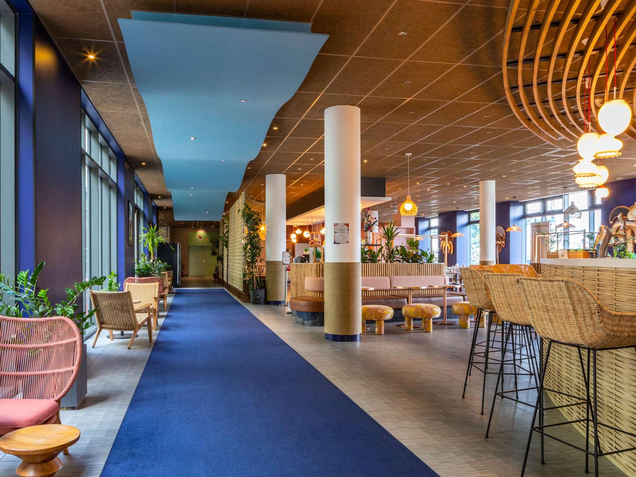 Отель — ibis Париж Кер-д'Орли Аэропорт