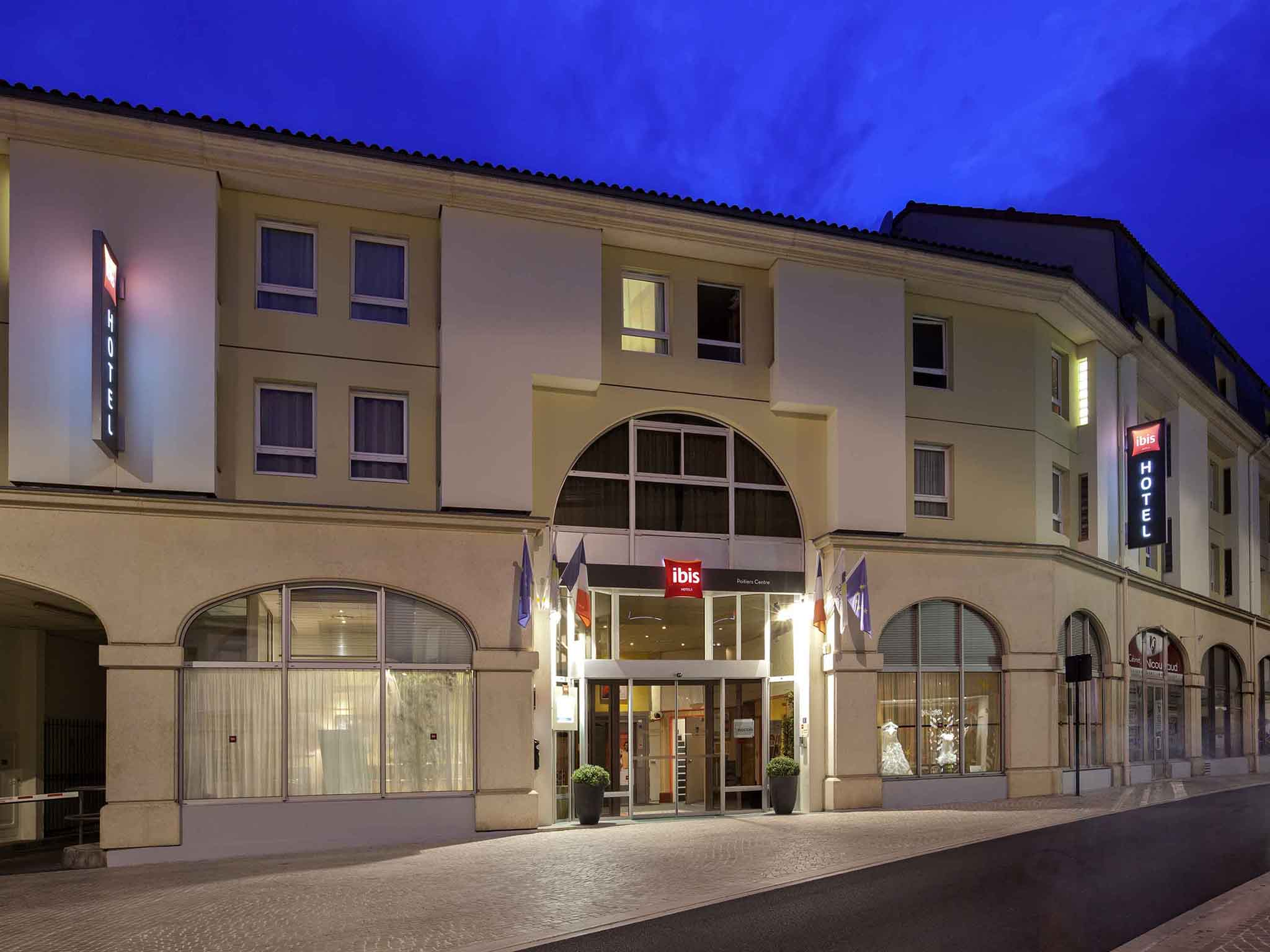 โรงแรม – ibis Poitiers Centre