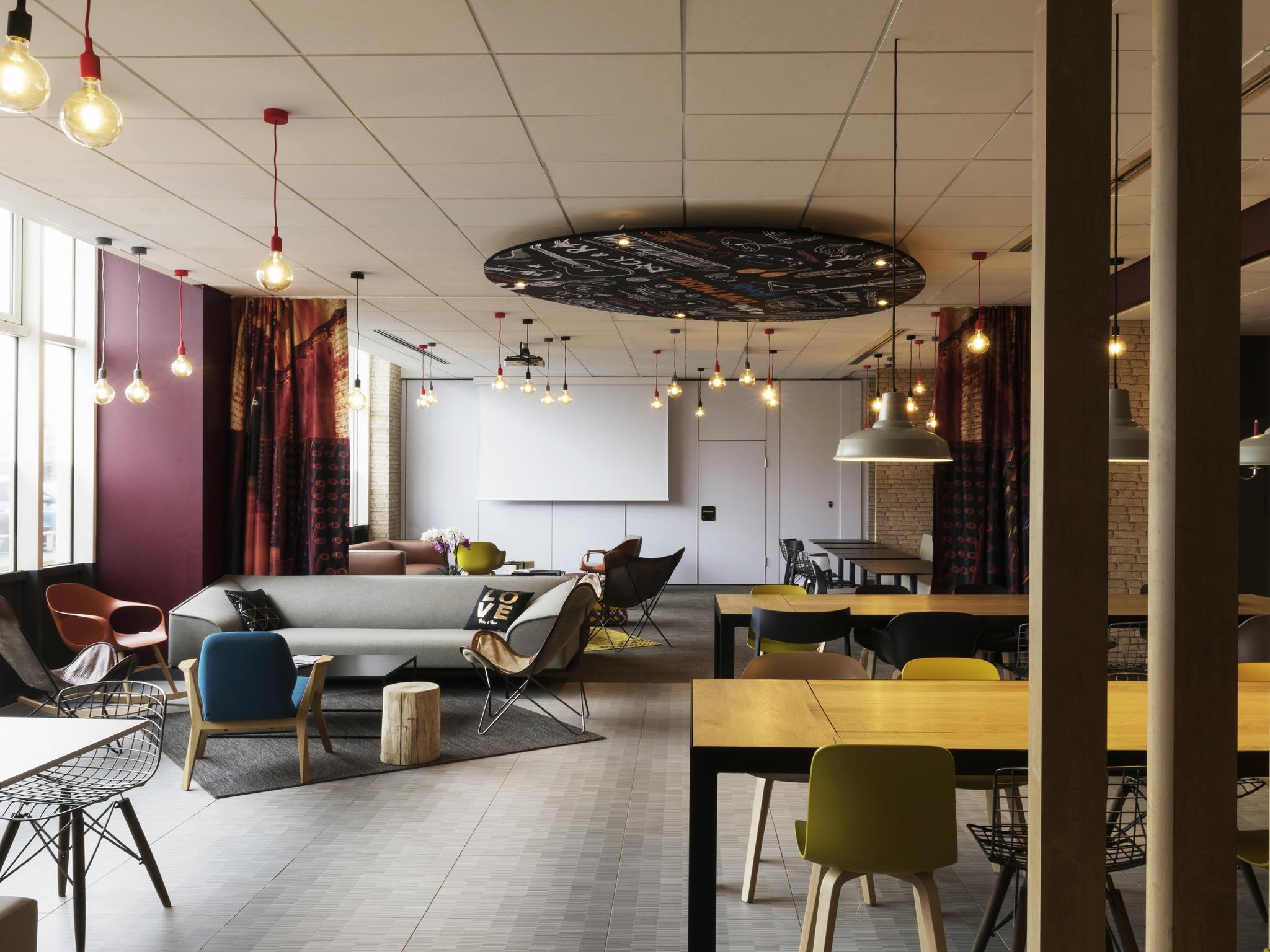 Hotel in REIMS ibis Reims Centre