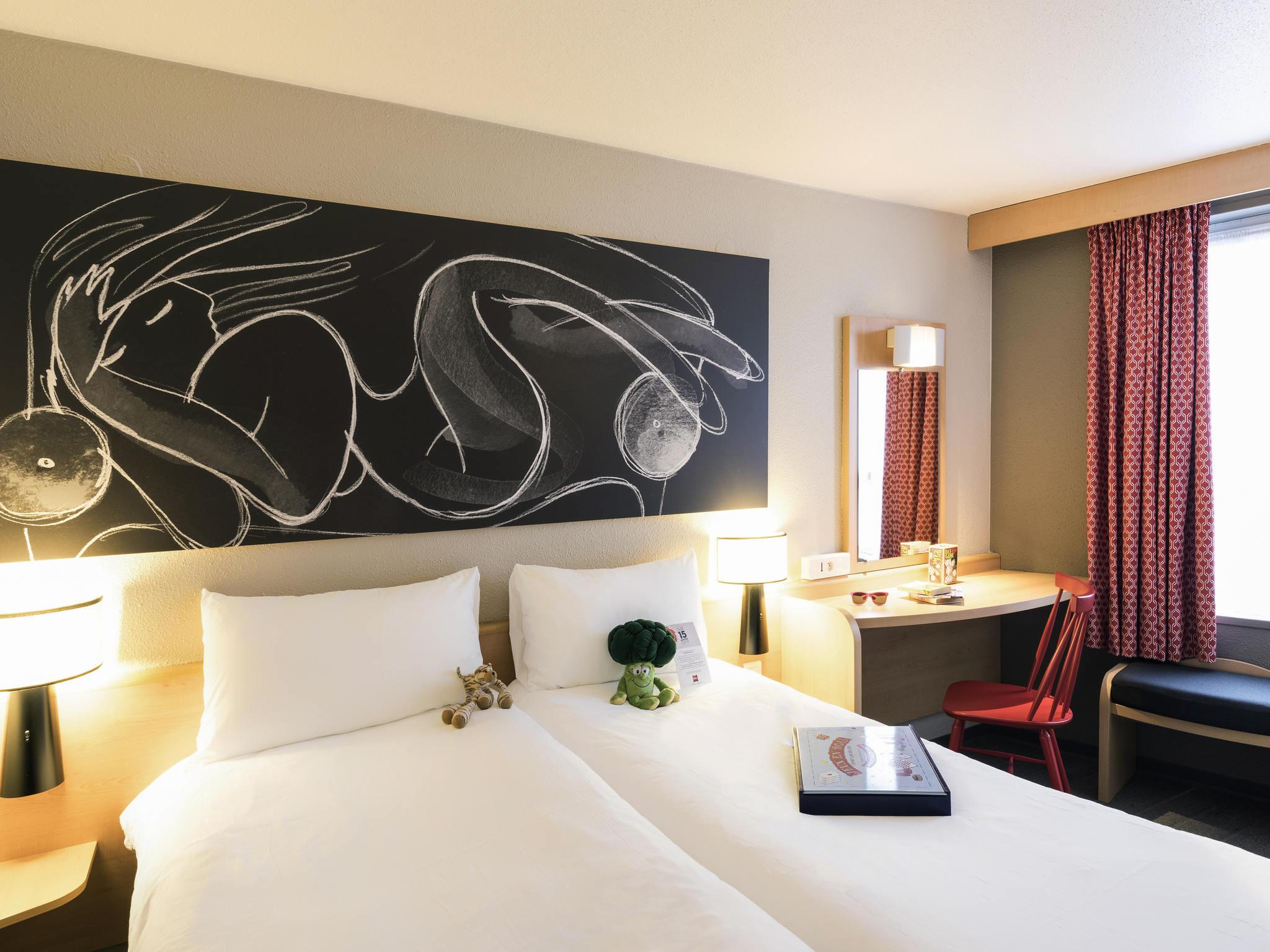 Hotel in REIMS - ibis Reims Centre