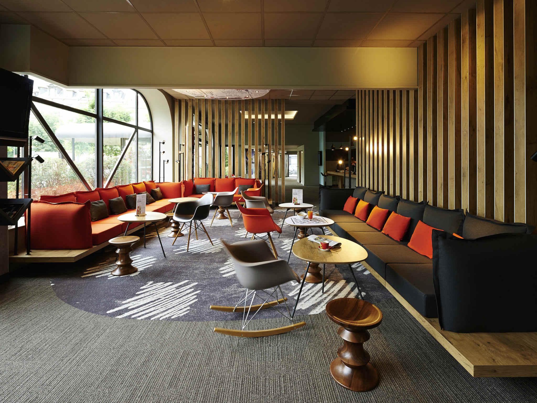 Отель — ibis Страсбург Центр Историк