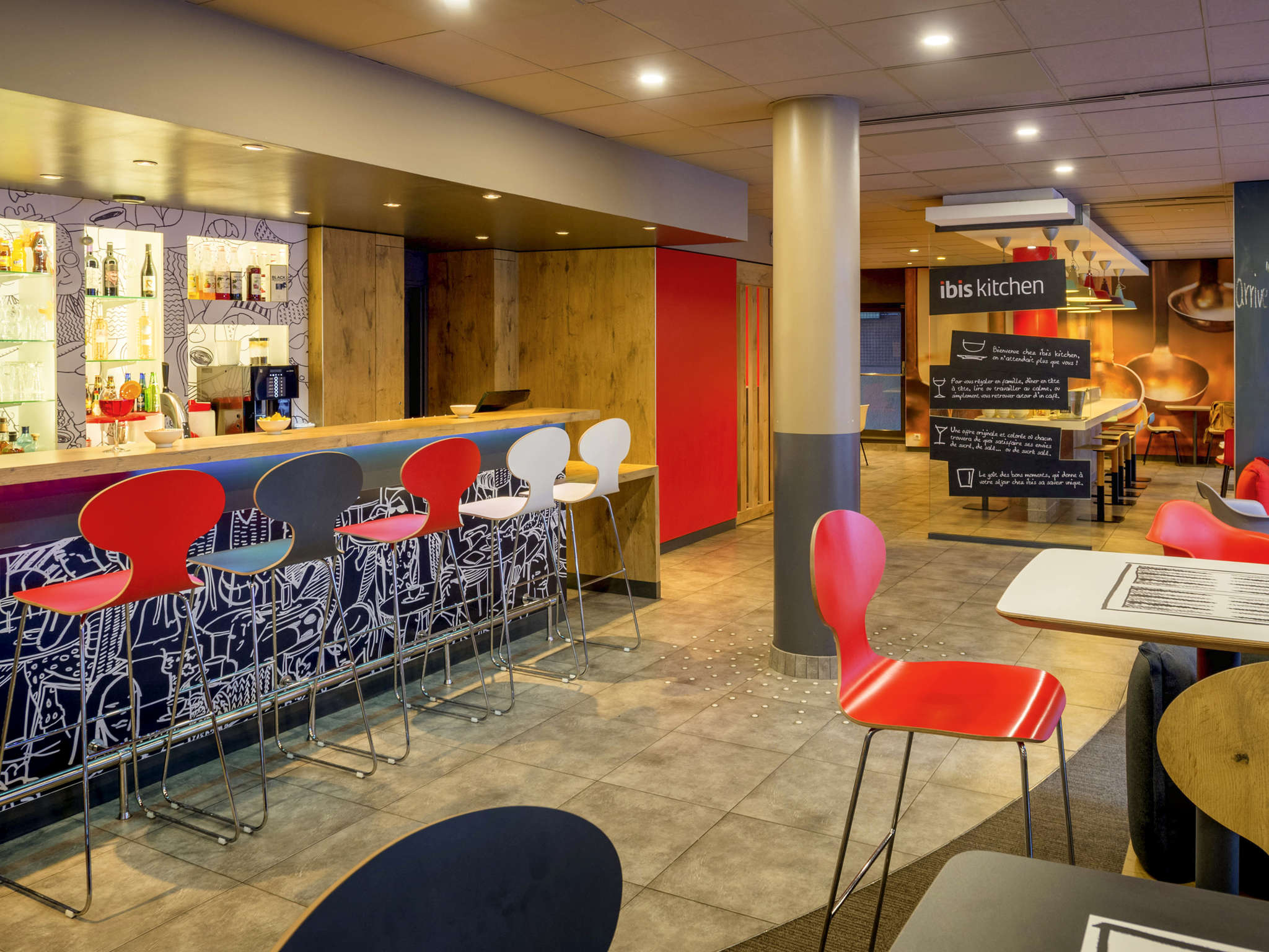 โรงแรม – ibis Toulouse Centre