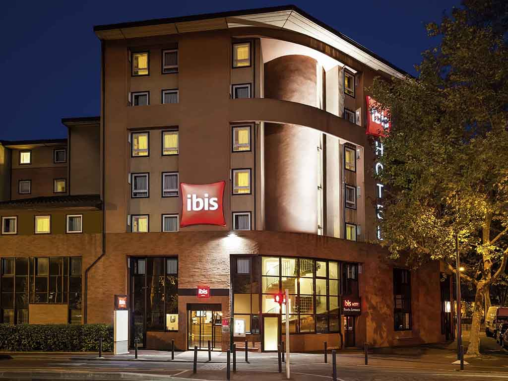 H tel toulouse ibis toulouse ponts jumeaux for Hotels toulouse centre