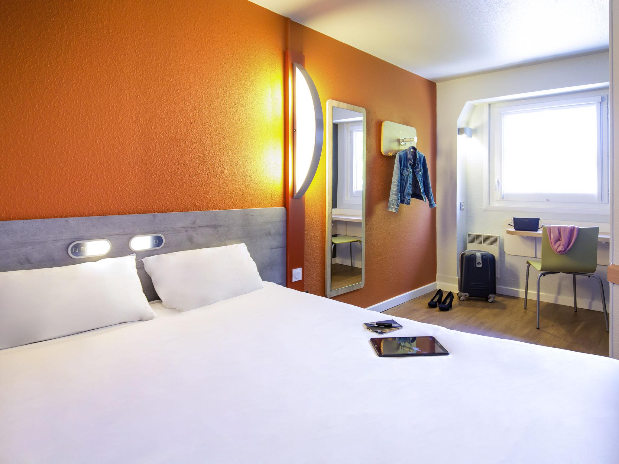 Отель — ibis budget Вьенна Сюд