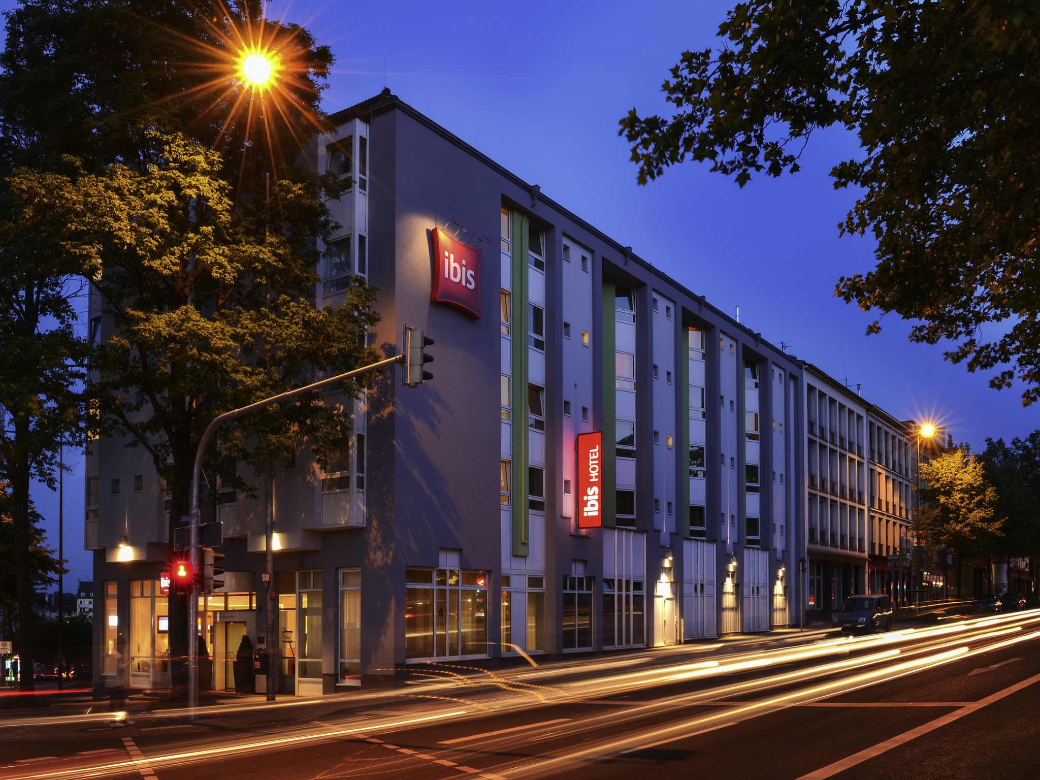 Hotell – ibis Aachen Hauptbahnhof