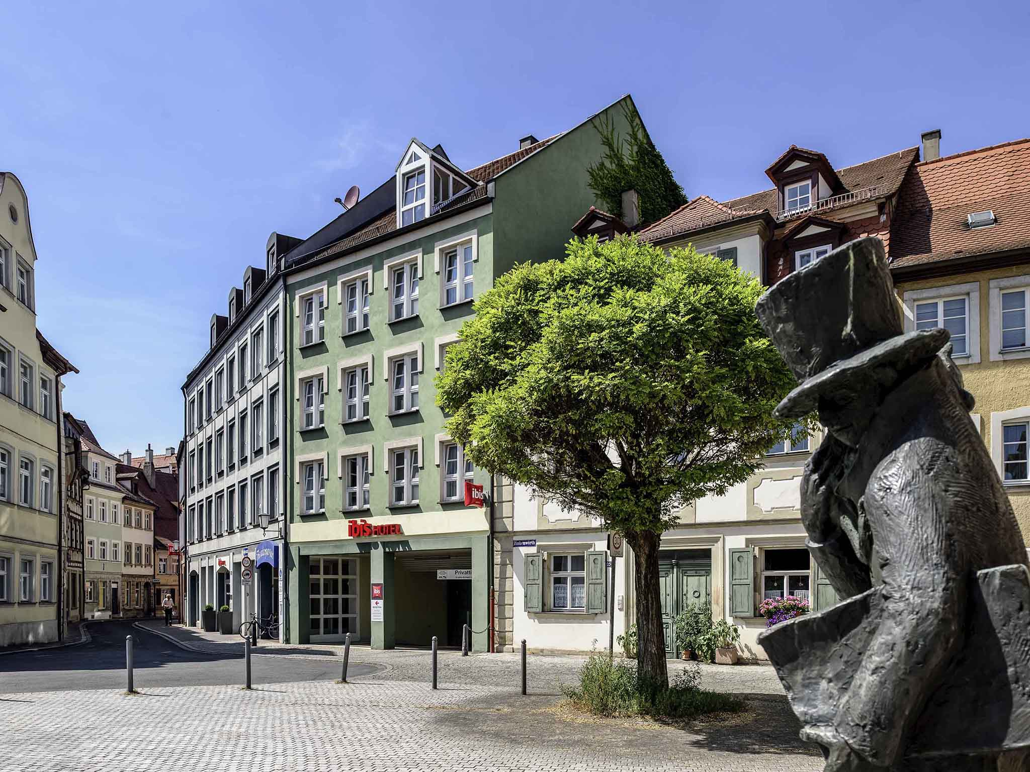 Hotel ibis bamberg altstadt book your hotel in bamberg now for Bamberg design hotel