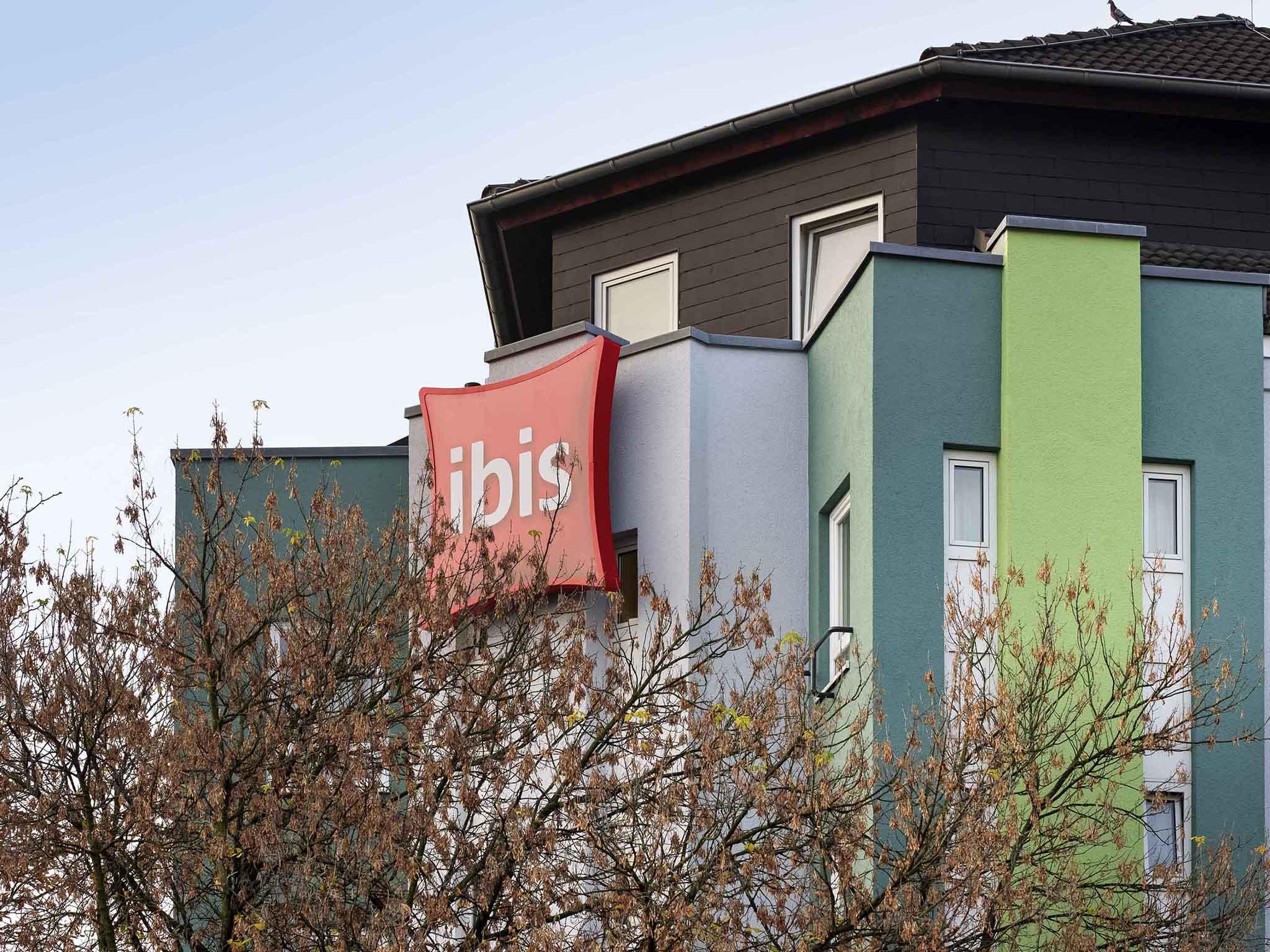 Отель — ibis Bonn