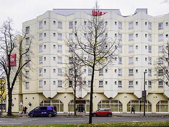 Hotel Ibis City Ludwig Erhard Allee