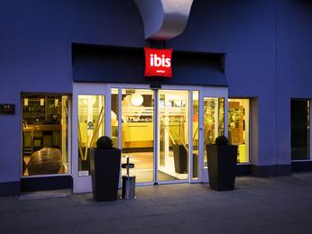 ibis Essen Hauptbahnhof