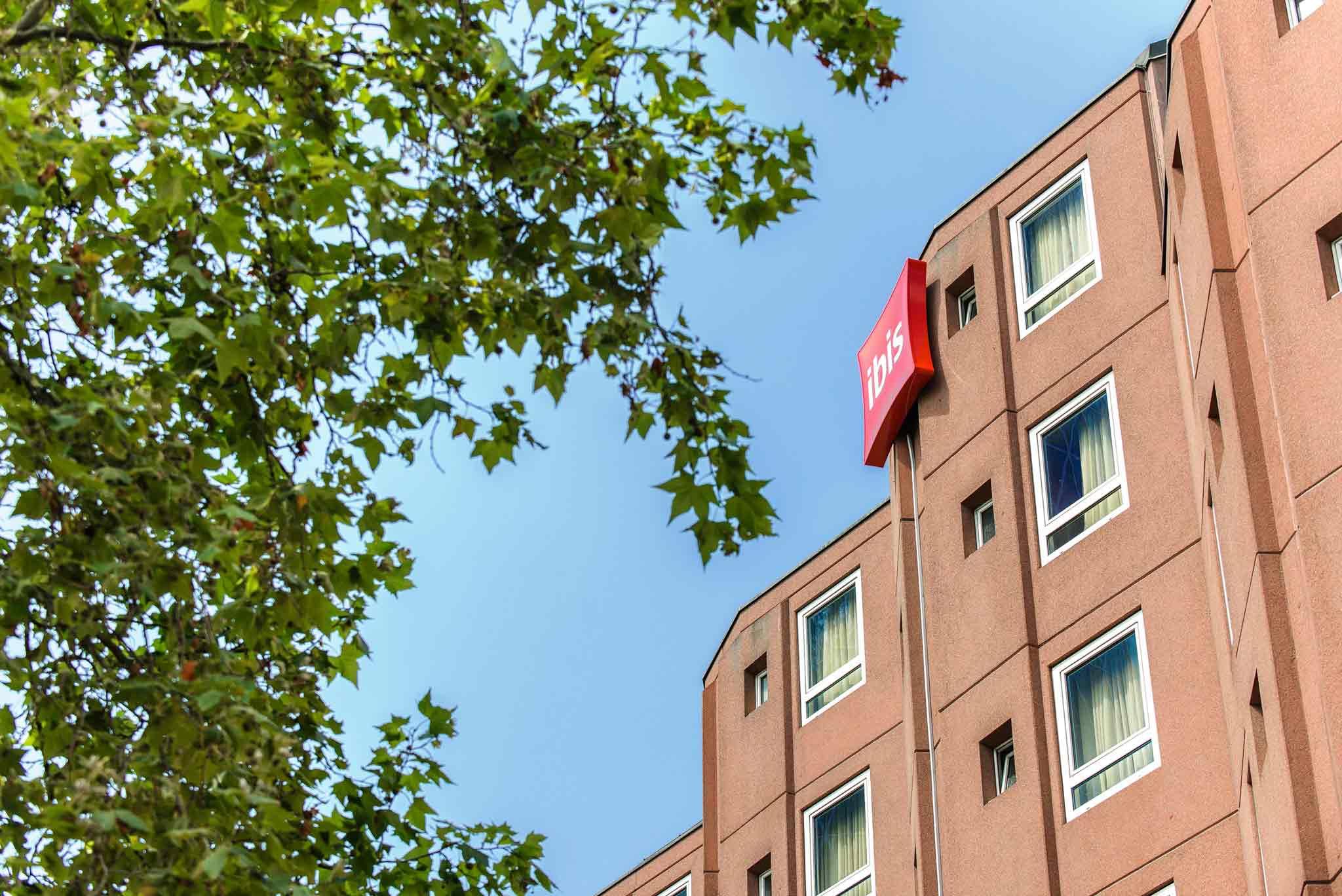 Hotell – ibis Frankfurt Centrum