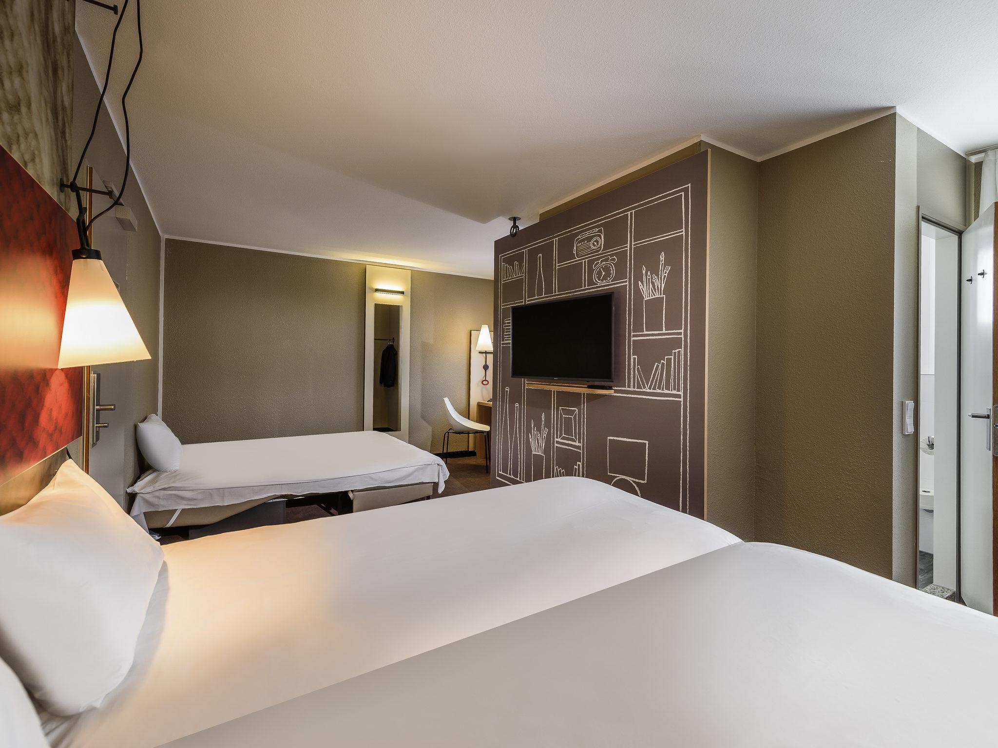 Rooms Ibis Frankfurt Centrum