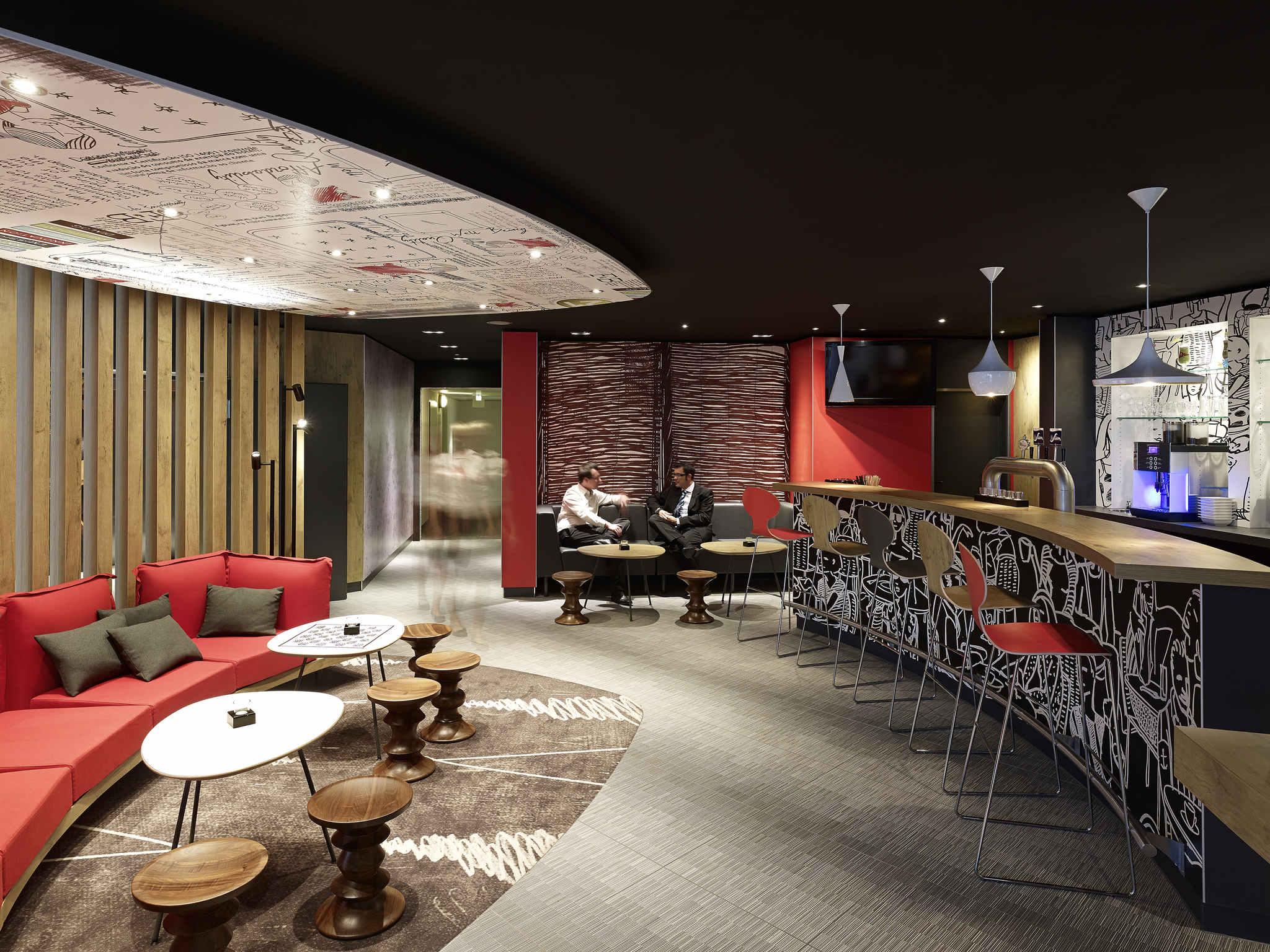 โรงแรม – ibis Koeln Centrum