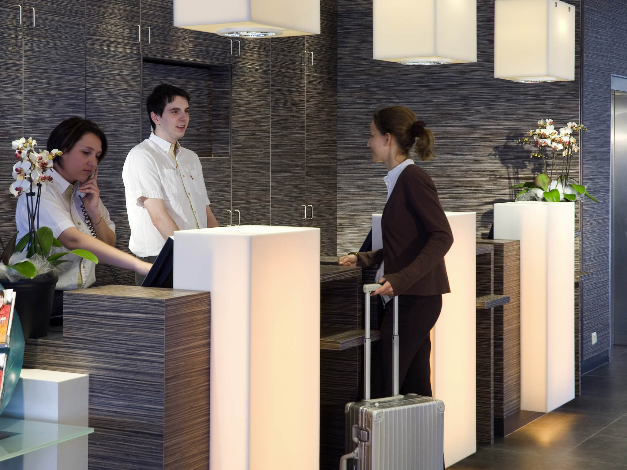 Отель — ibis Антверпен Центр