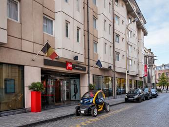 宜必思布鲁塞尔中心圣凯瑟琳酒店