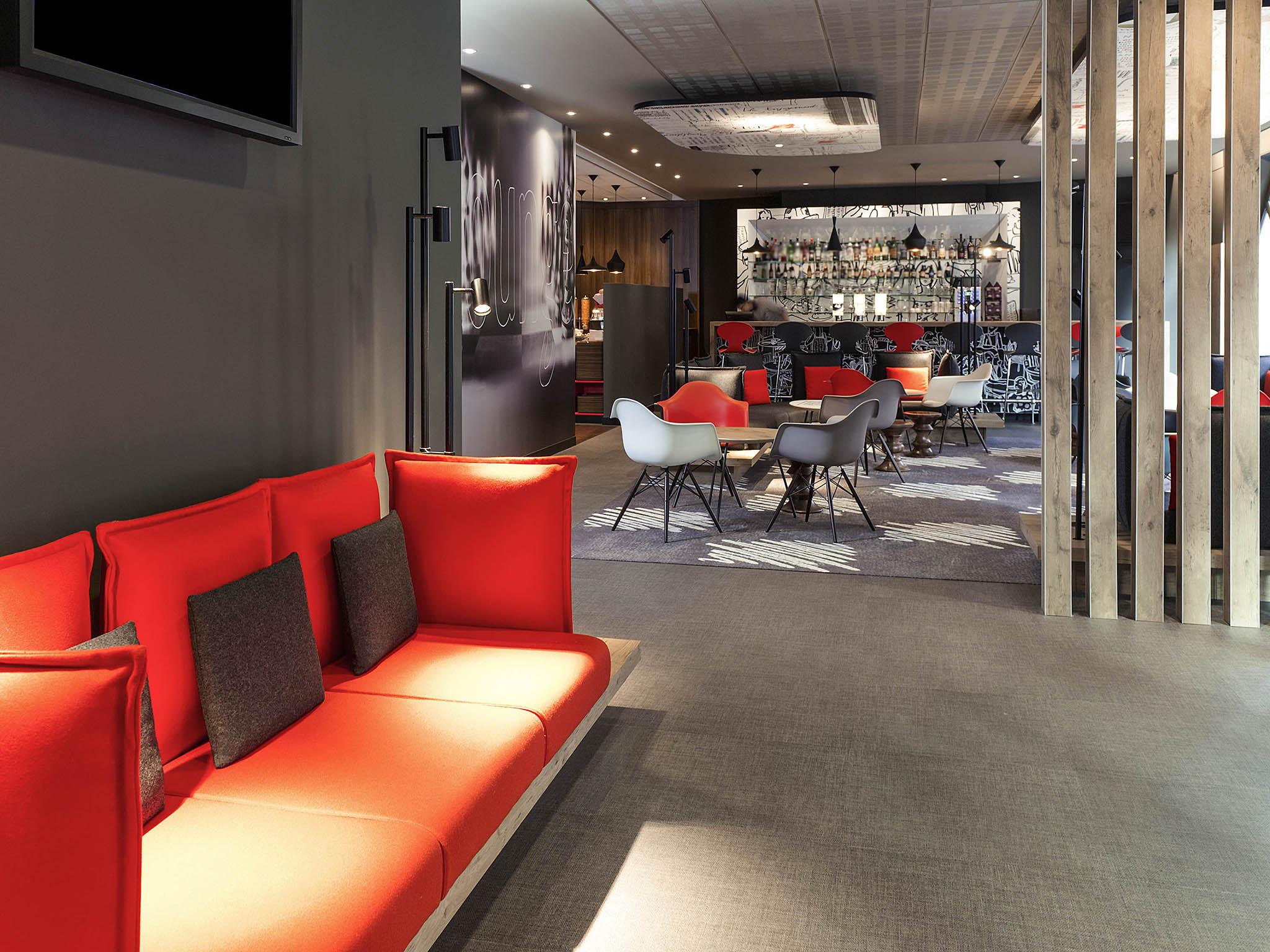 Hotell – ibis Gent Centrum Opera