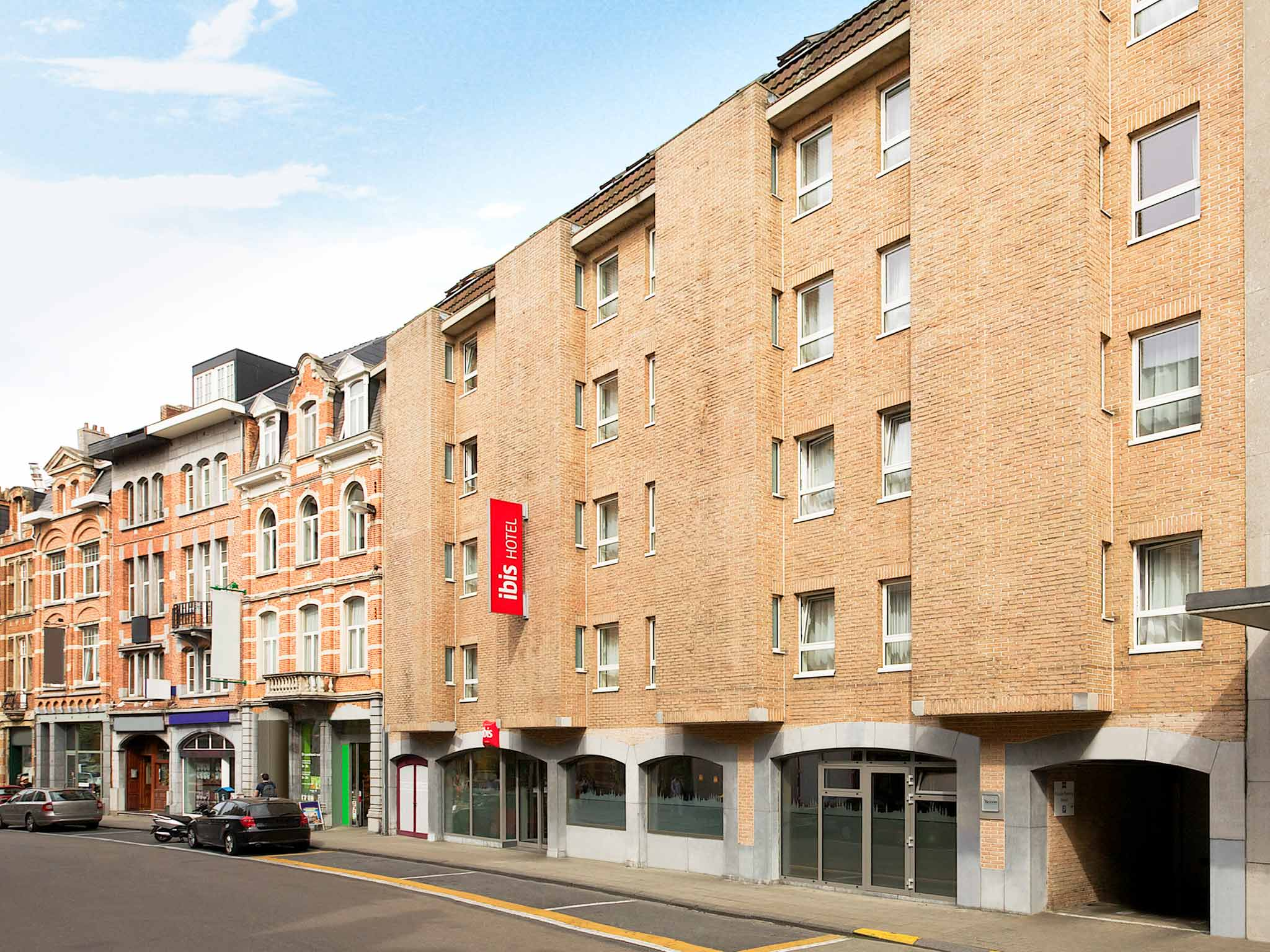 호텔 – ibis Leuven Centrum