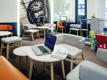 Les services - ibis Styles Luxembourg Centre Gare