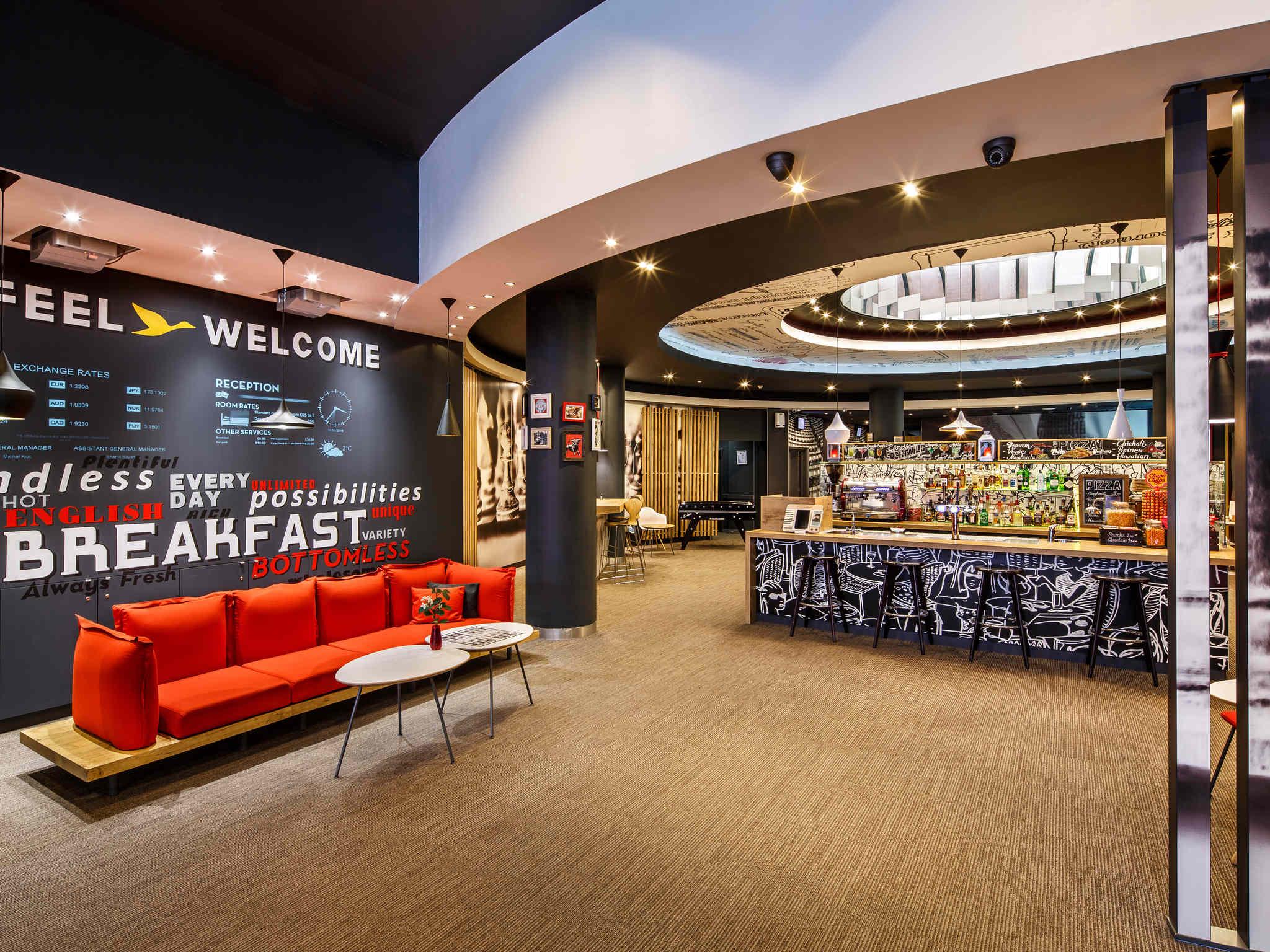 Отель — ibis Бирмингем Нью-Стрит Стейшн