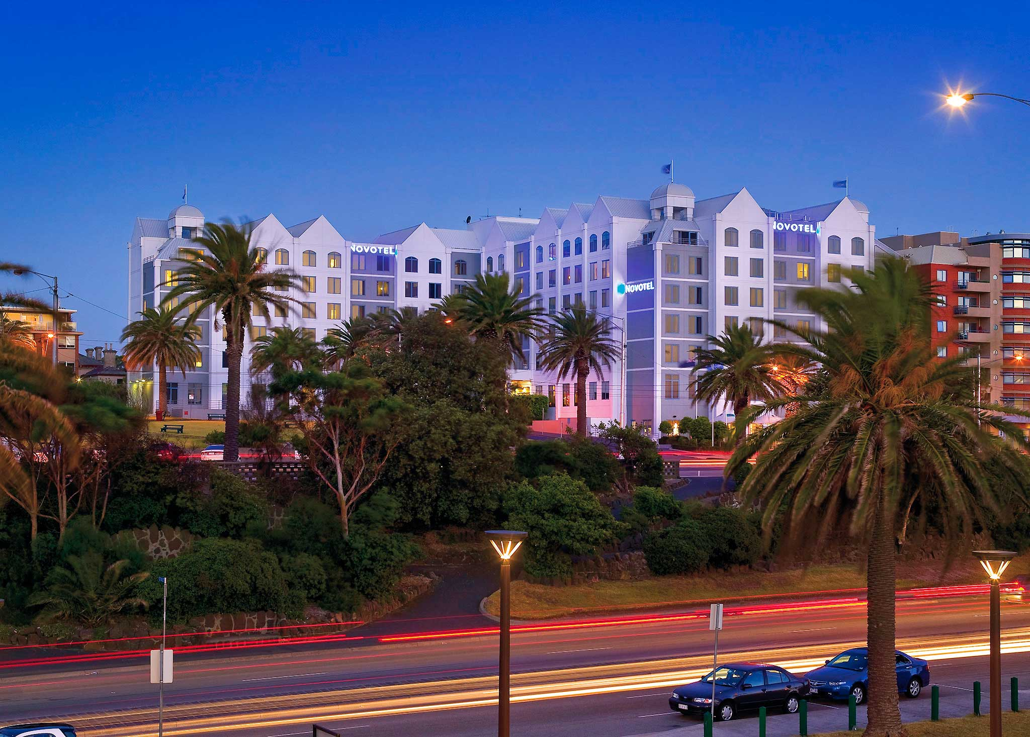 Hotell – Novotel Melbourne St Kilda