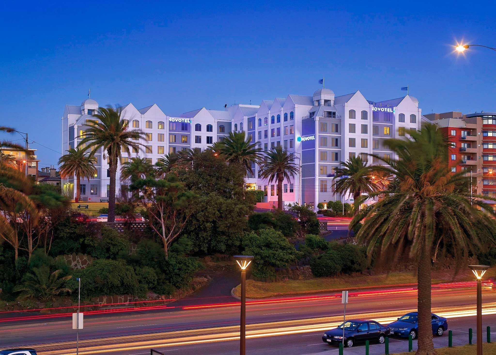 โรงแรม – Novotel Melbourne St Kilda