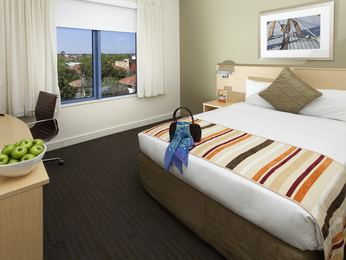Rooms - Novotel Melbourne St Kilda