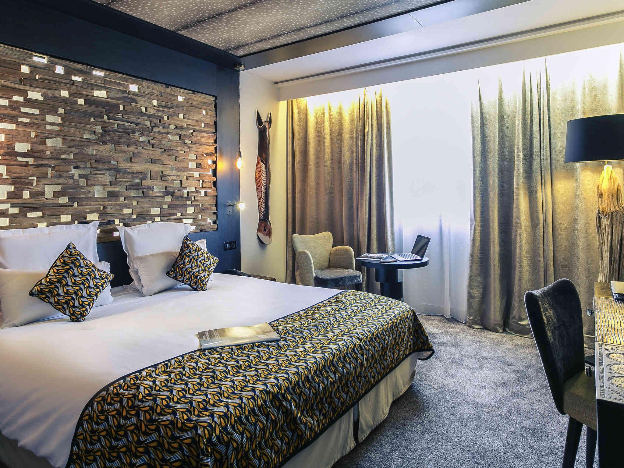 酒店 – 波尔多机场美居酒店