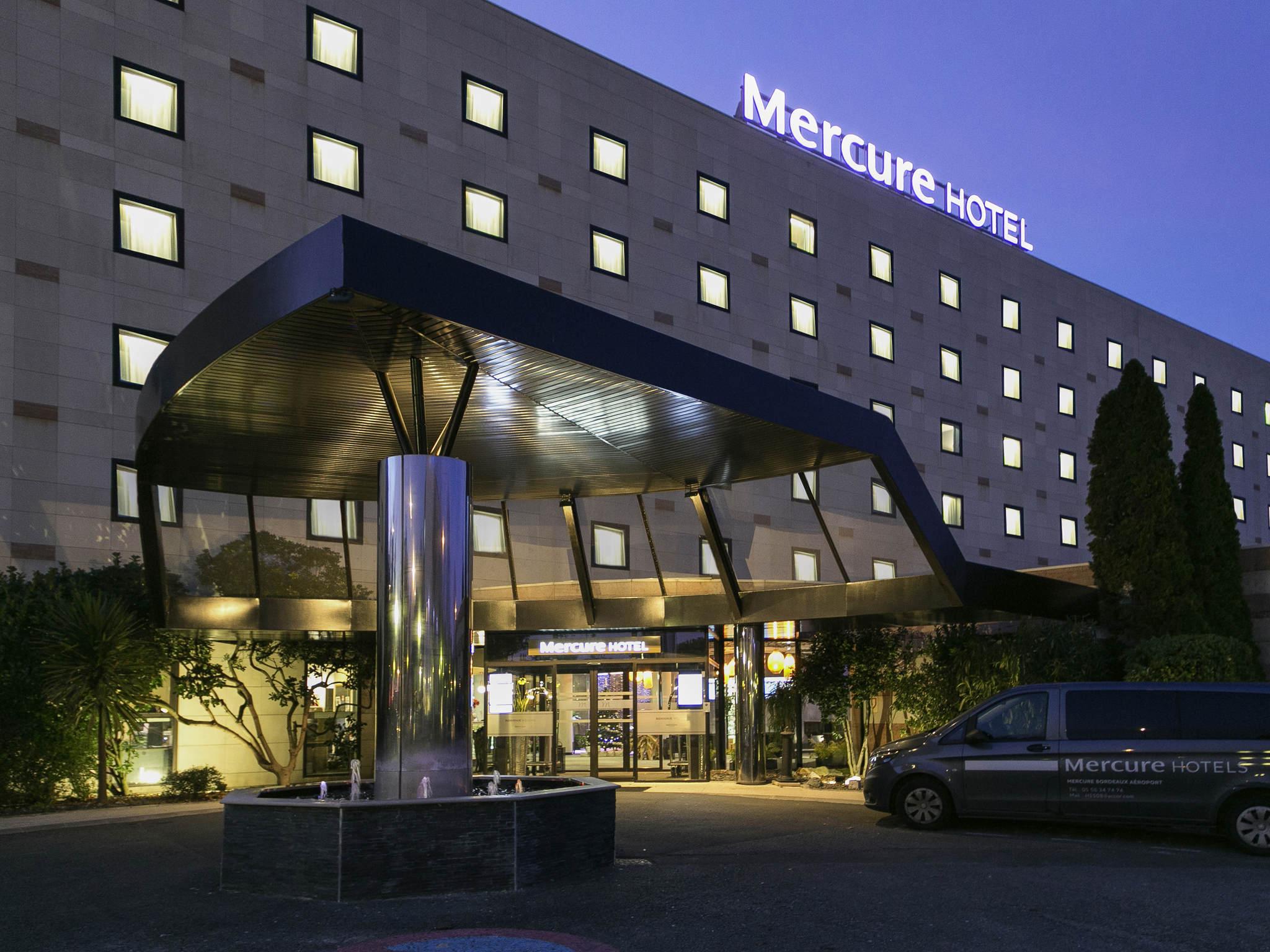 interiors merignac hotel mercure bordeaux airport hotel