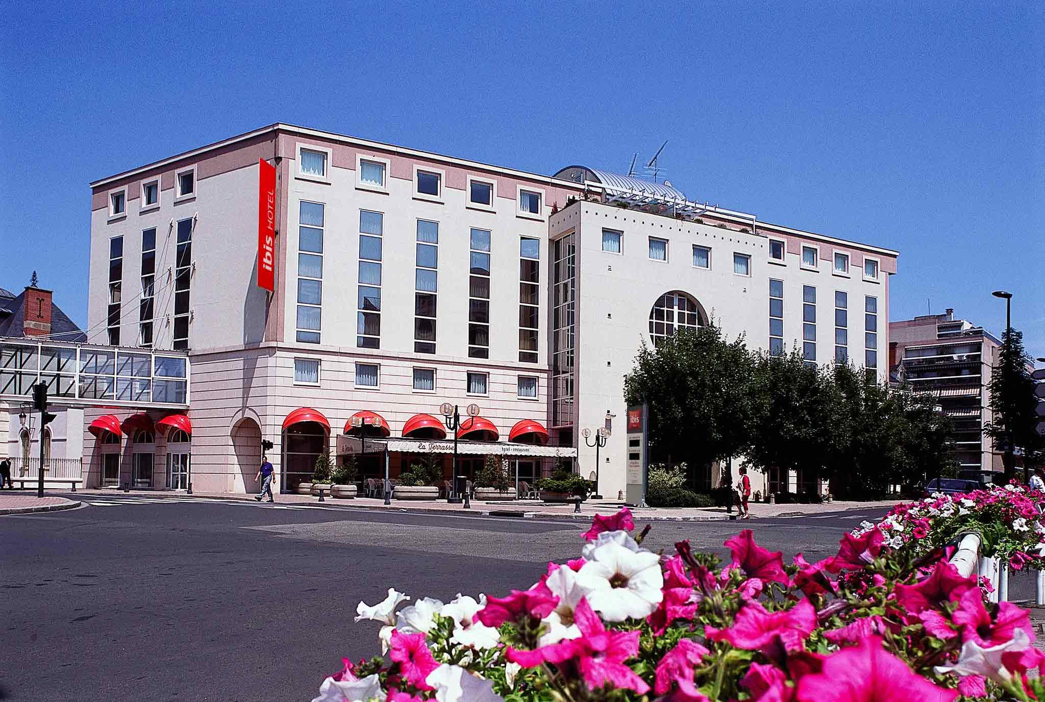 Отель — ibis Vichy