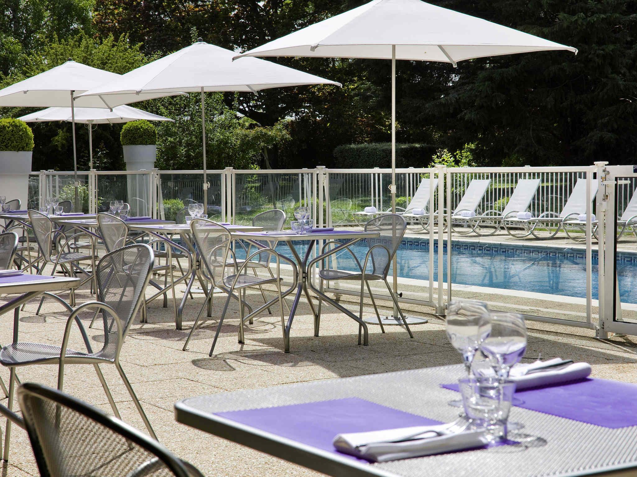 Отель — Novotel Marne La Vallée Noisy Le Grand
