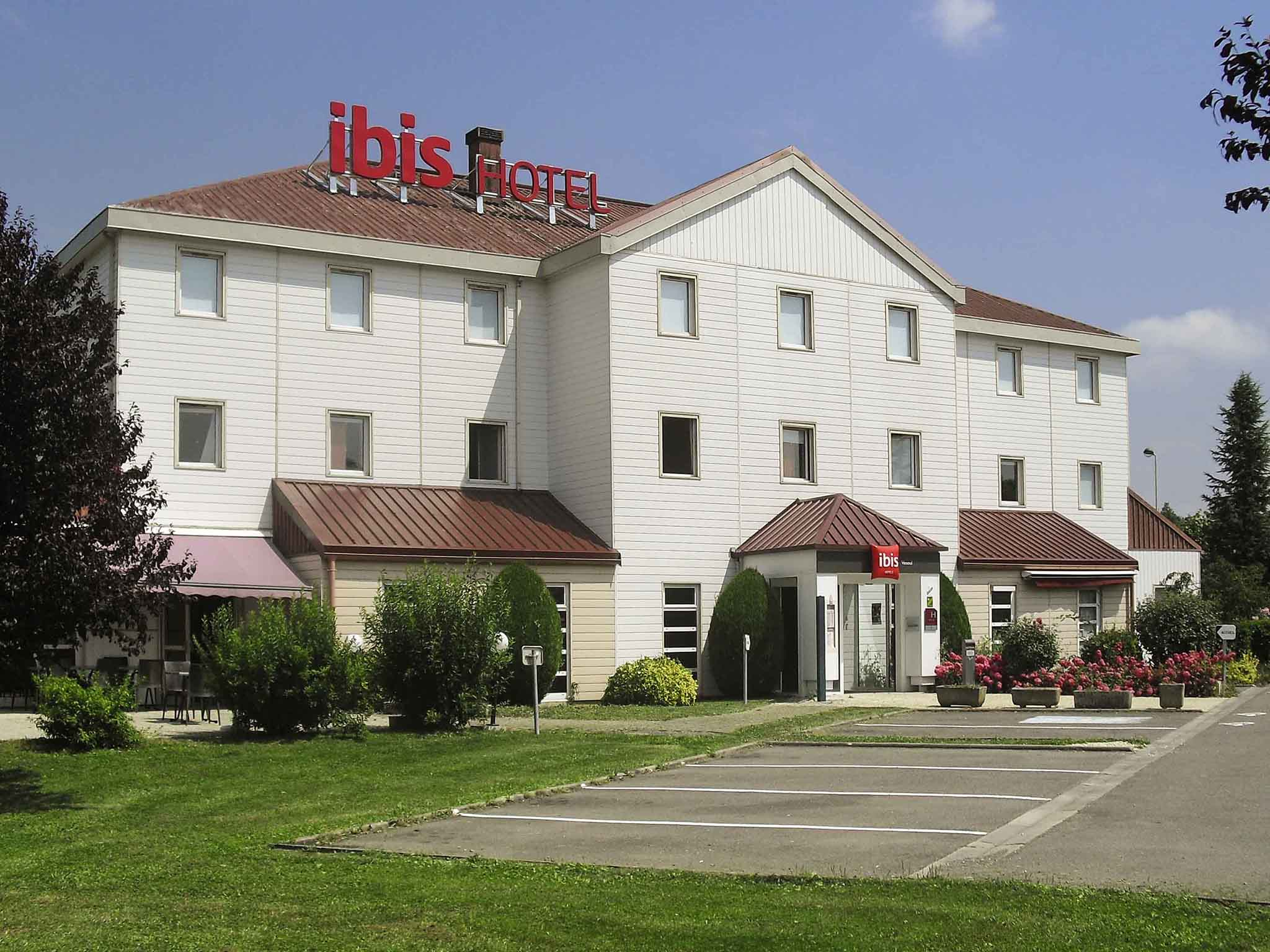 호텔 – ibis Vesoul