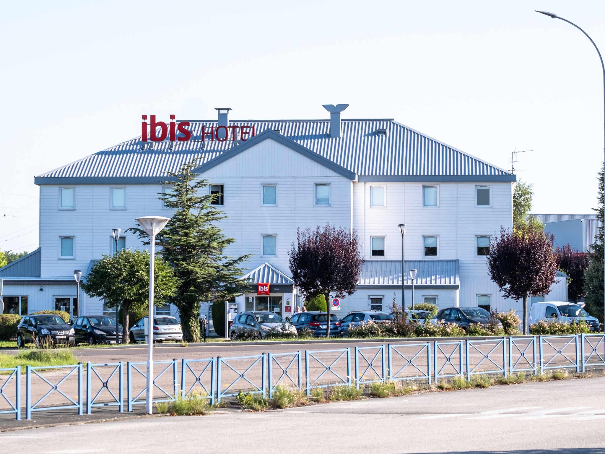 ホテル – ibis Vesoul