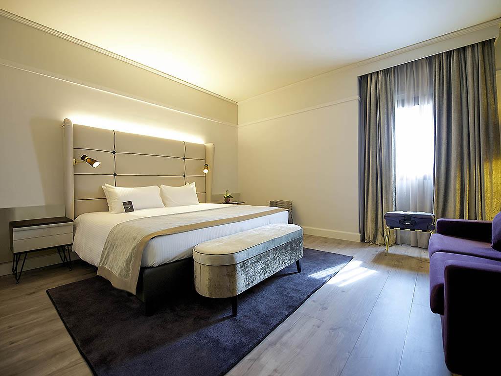 โรงแรม – Hotel Cerretani Firenze - MGallery by Sofitel
