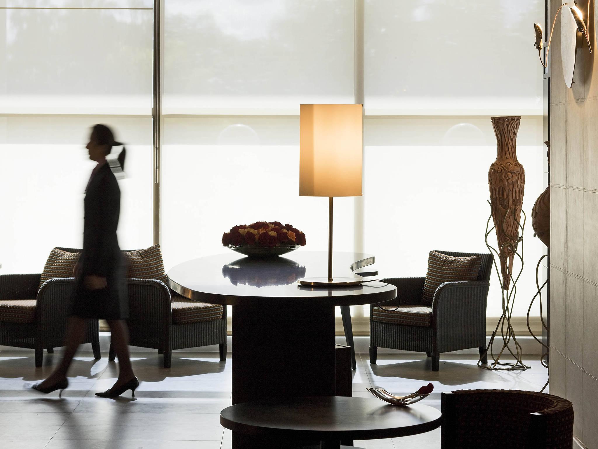 ホテル – ソフィテルアルジェハンマガーデン