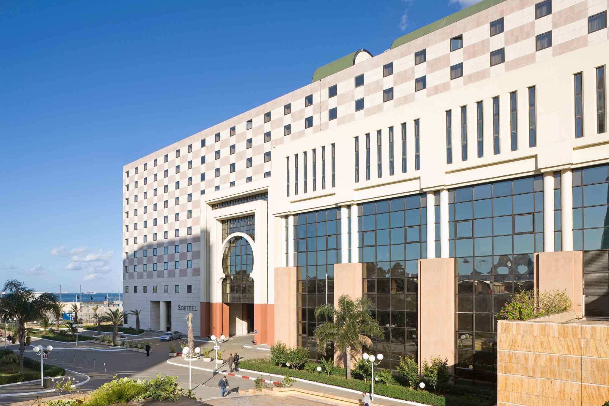 Hotel Sofitel Algiers Hamma Garden