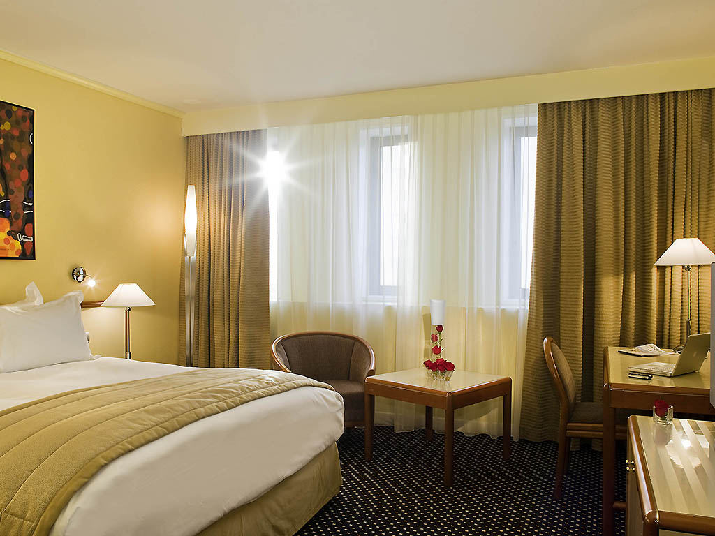 Hotel In Alger Sofitel Algiers Hamma Garden Accorhotels