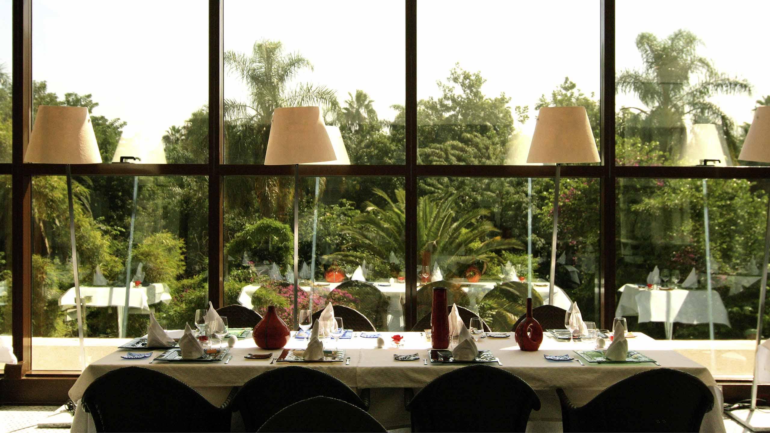 Luxushotel ALGER – Sofitel Algiers Hamma Garden