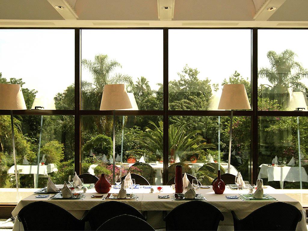 Hôtel à alger   sofitel algiers hamma garden